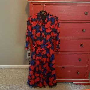 Banana Republic Shirt Dress, Size 12